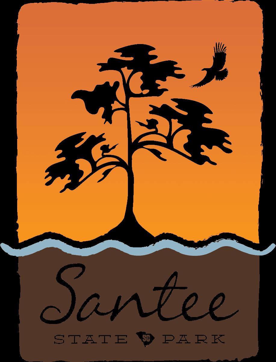 Santee south carolina parks. Hike clipart state park