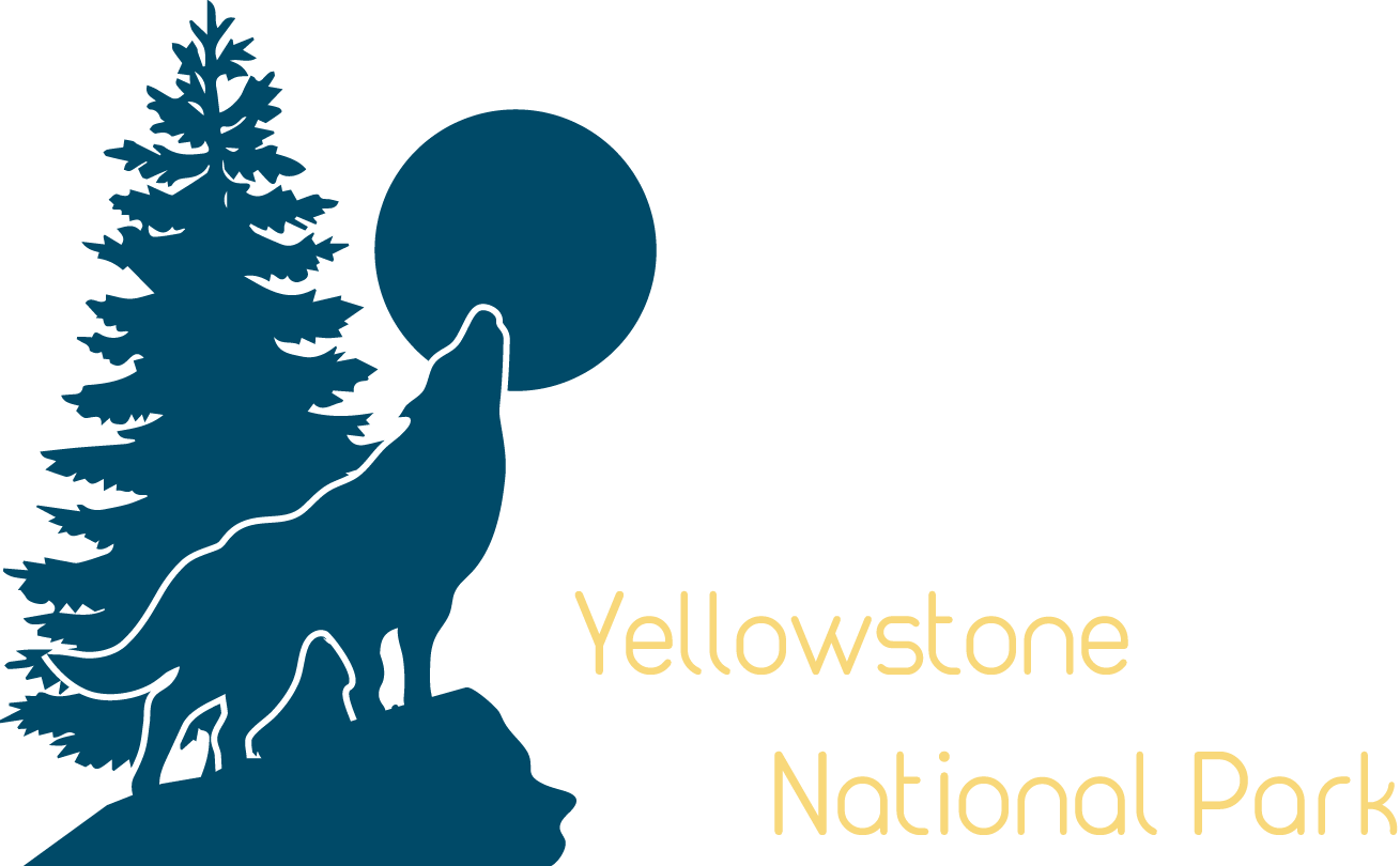 Yellow stone national park. Lake clipart caldera