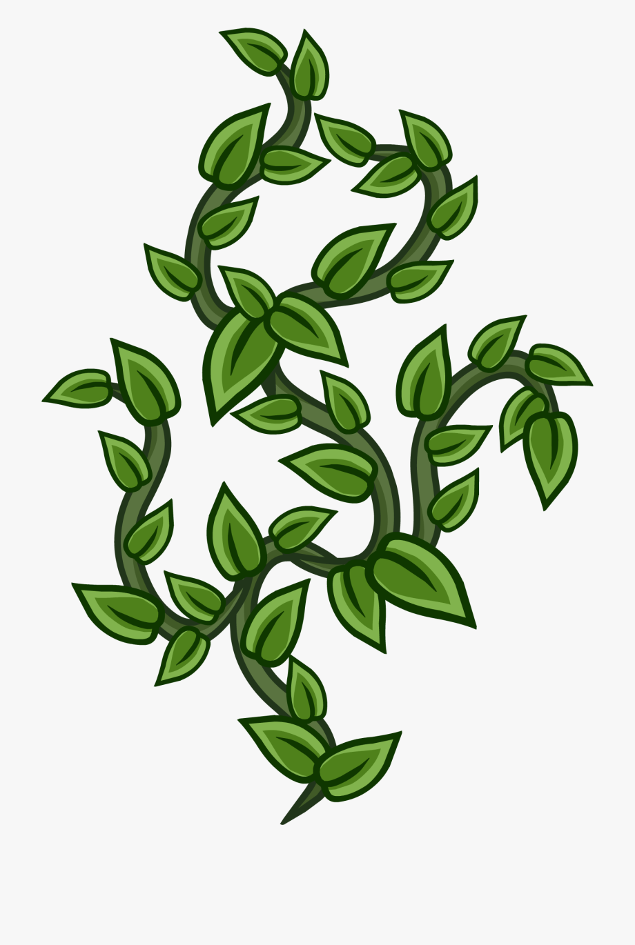 Vine sprite free cliparts. Vines clipart forest