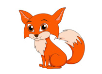 Free clip art pictures. Clipart fox
