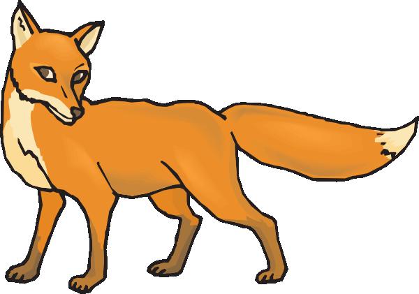 Clipart fox. Clip art panda free