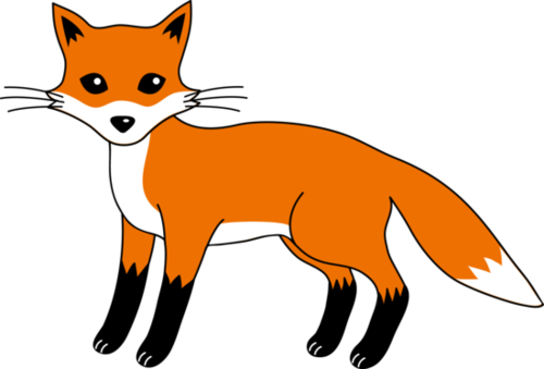 Free pictures clipartix. Clipart fox