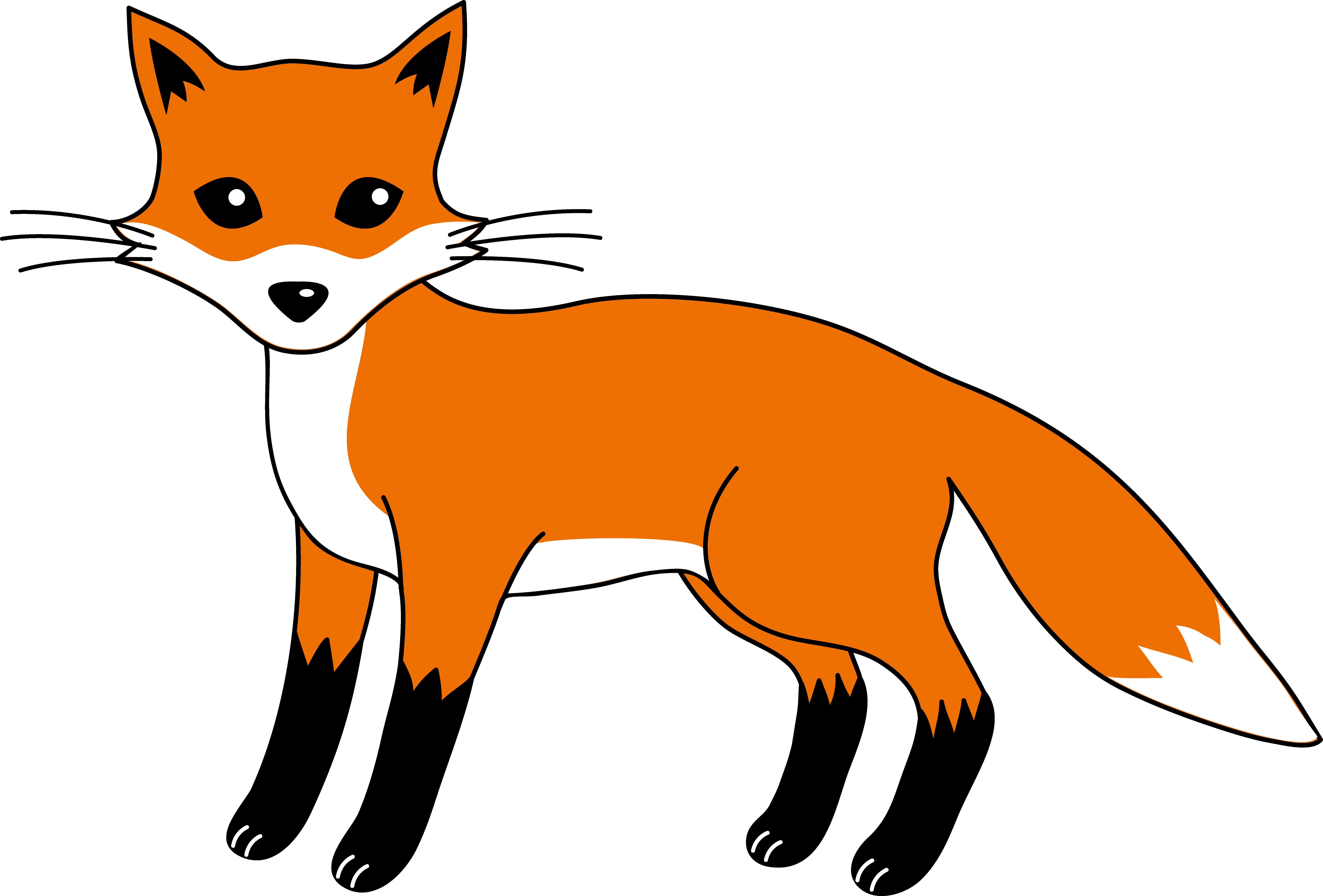 Clip art panda free. Clipart fox