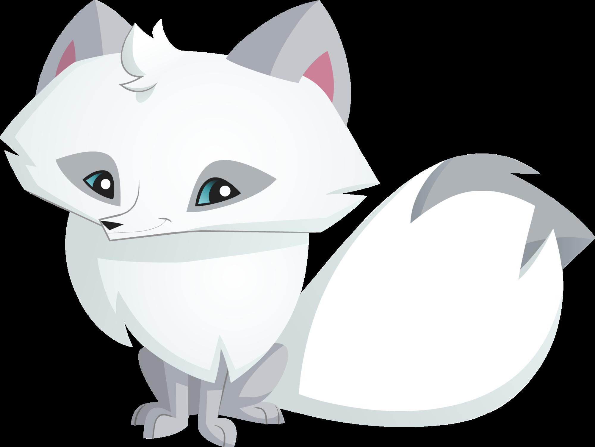 Image graphic png animal. Clipart fox arctic fox