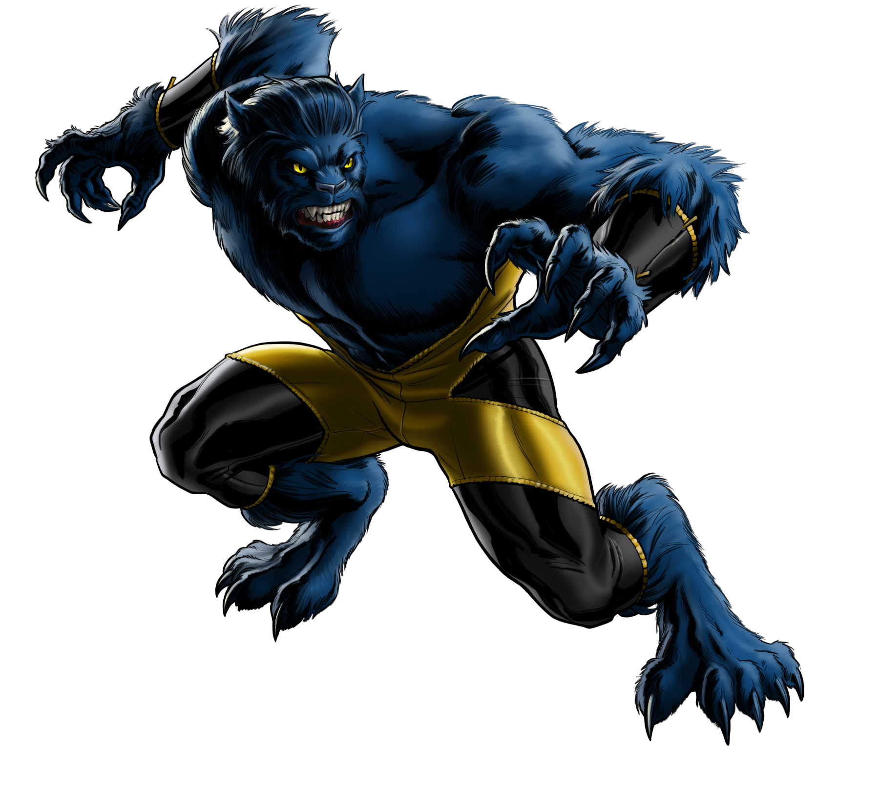 Clipart fox beast. Marvel comics death battle