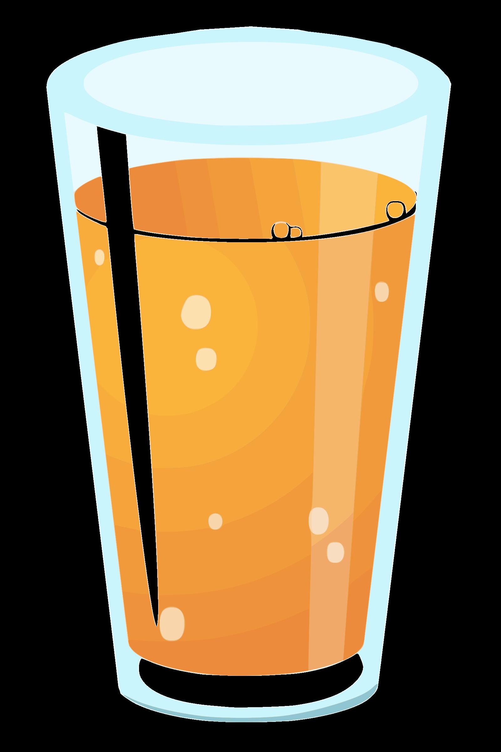 Orange glitch big image. Juice clipart water melon