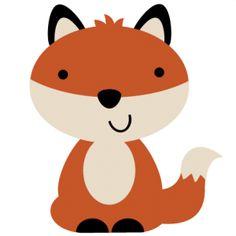 Free cliparts download clip. Clipart fox cute
