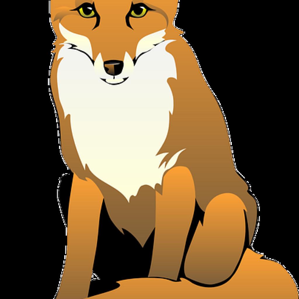 Clipart fox cute. Free school hatenylo com