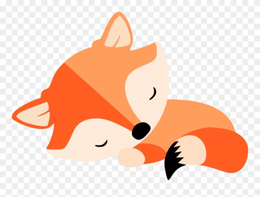 Raposinha little prince woodland. Clipart fox cute