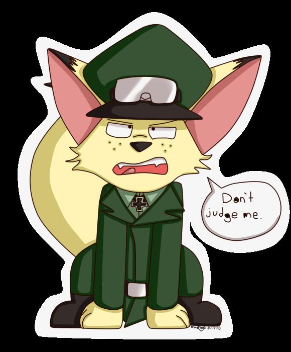 Fox desert fox