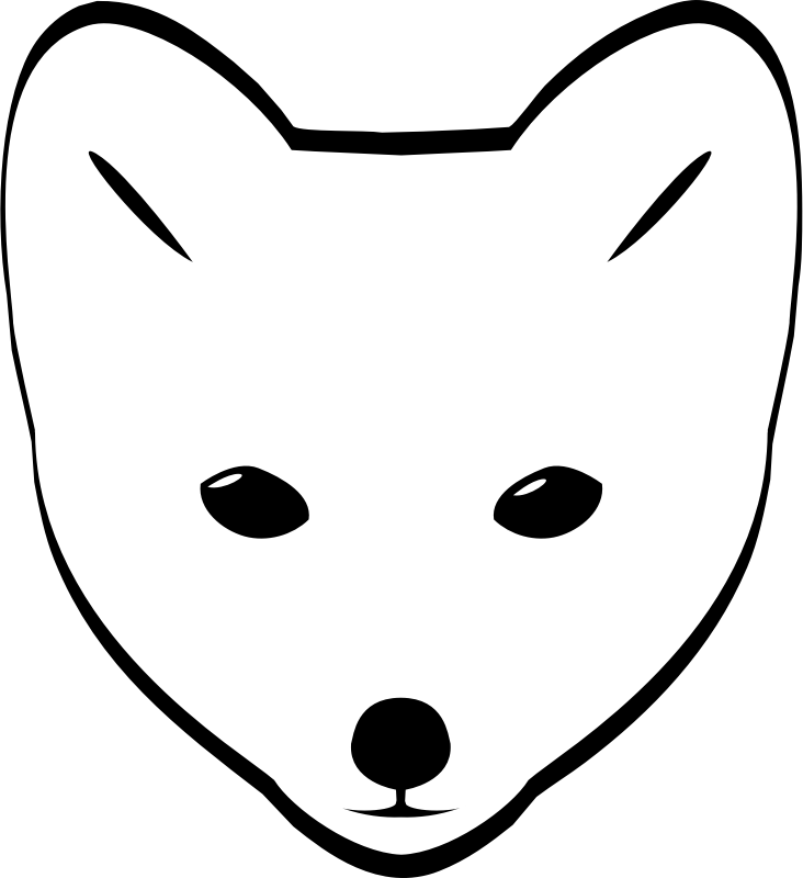 collection of arctic. Wolves clipart polar fox