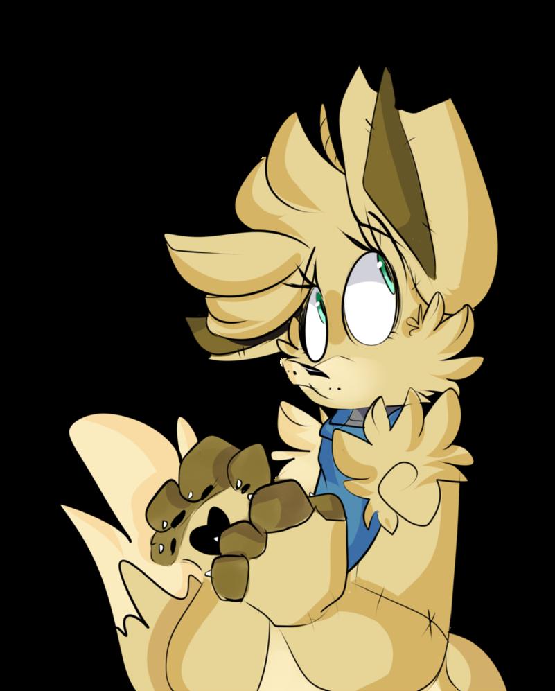 clipart fox fennec fox