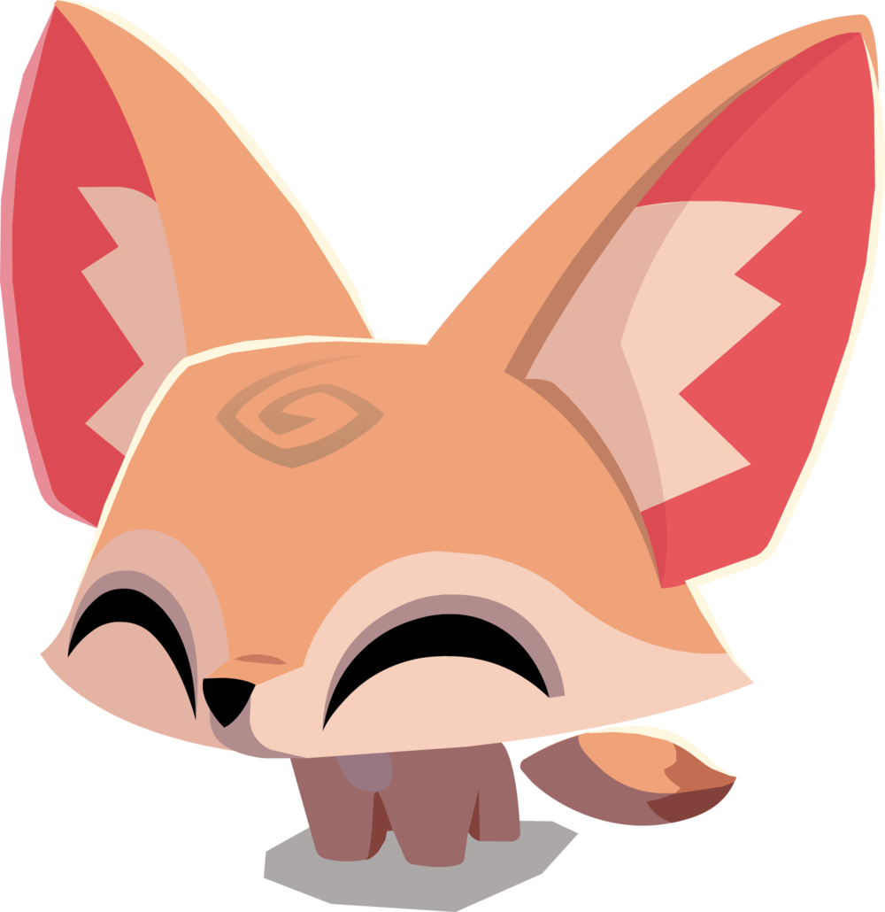 Clipart fox fennec fox. Image pet of some