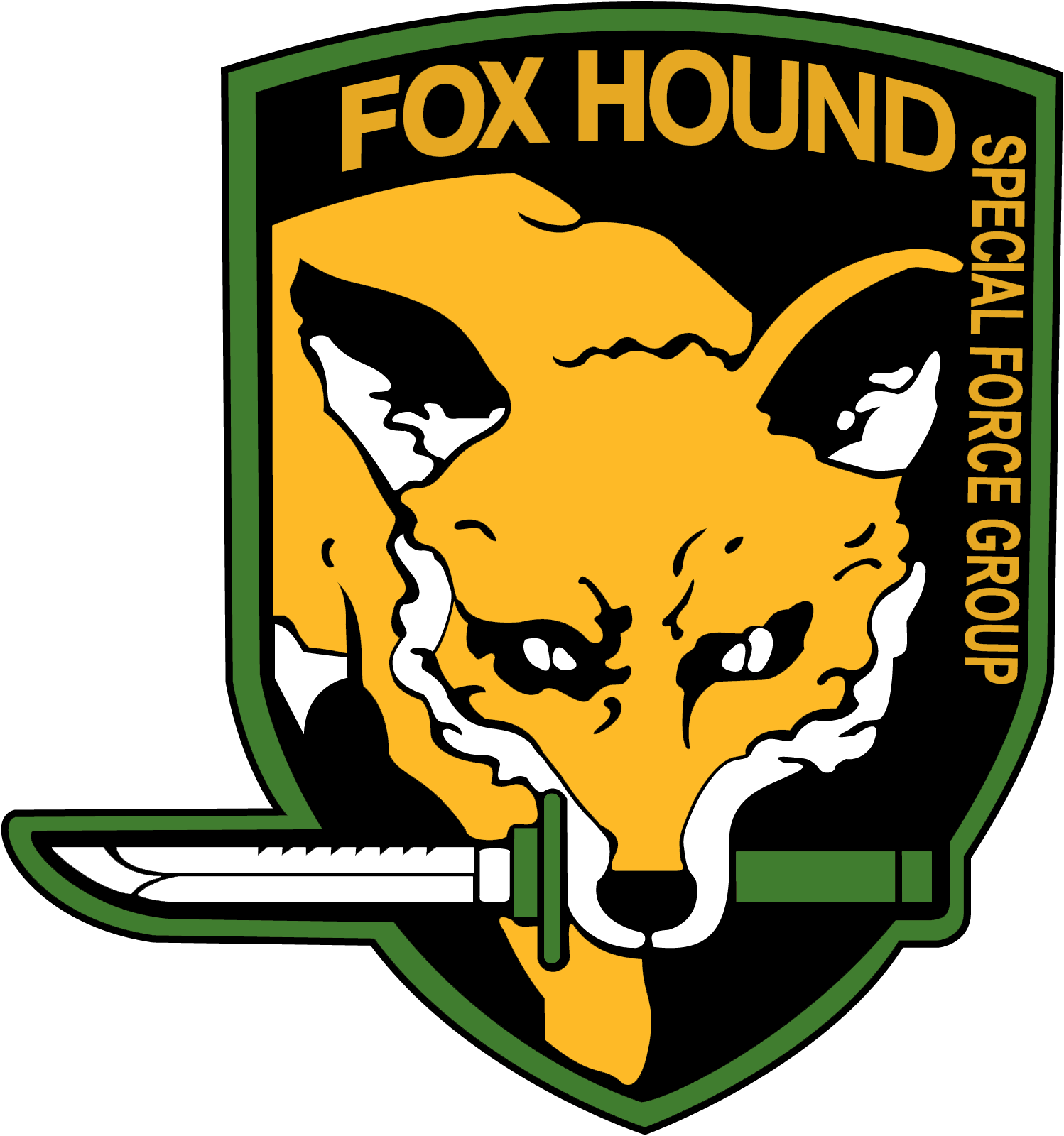 Foxhound metal gear wiki. Youtube clipart call duty