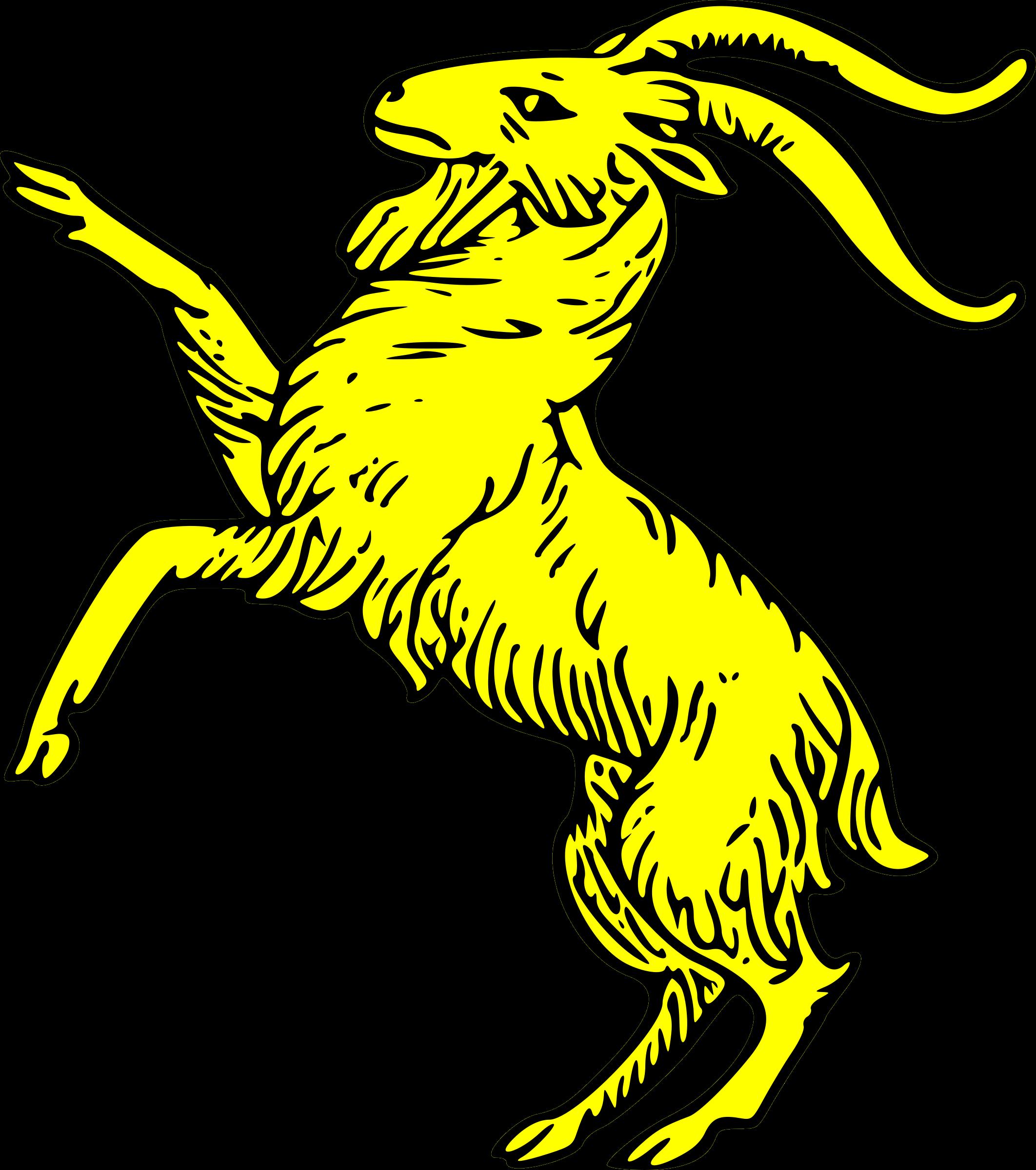 Goat big goat