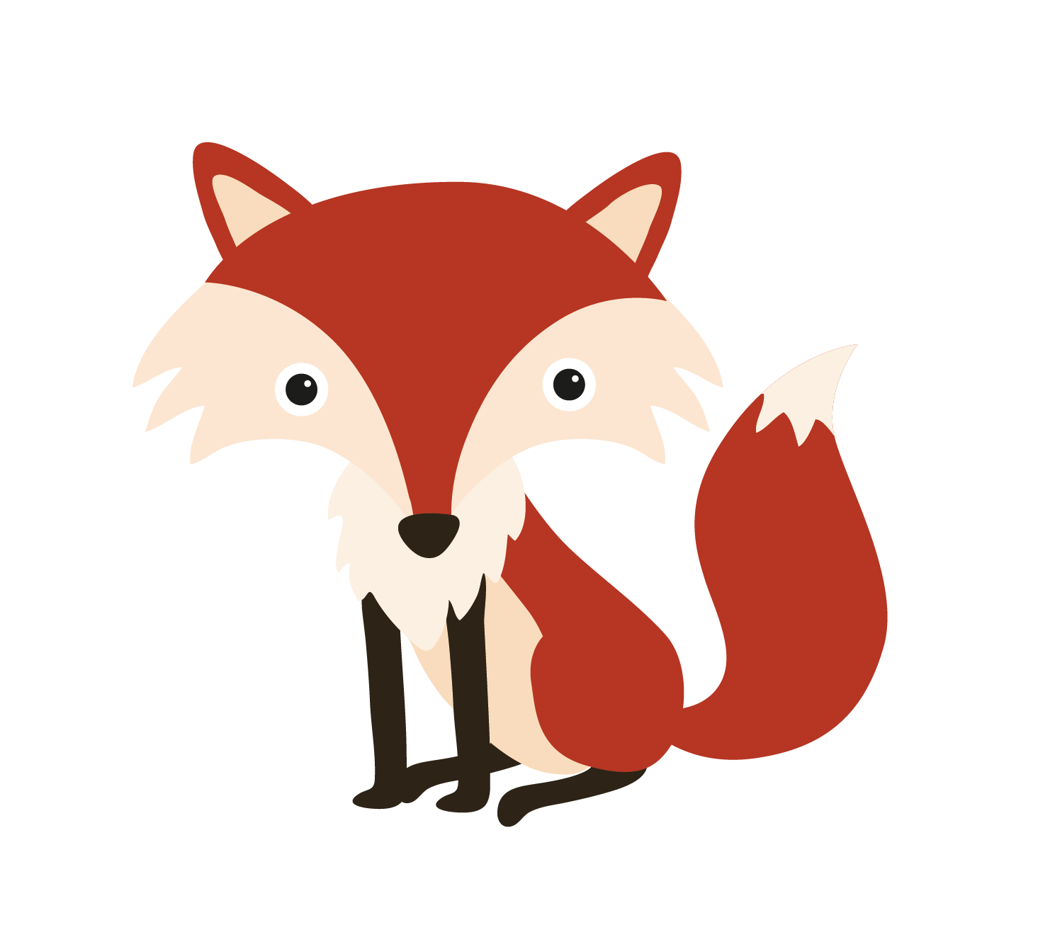 Kind clipart vertebrate animal. Red fox farm matching