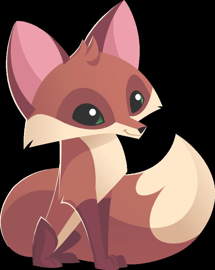 Clipart fox graphic. Image c bab ab