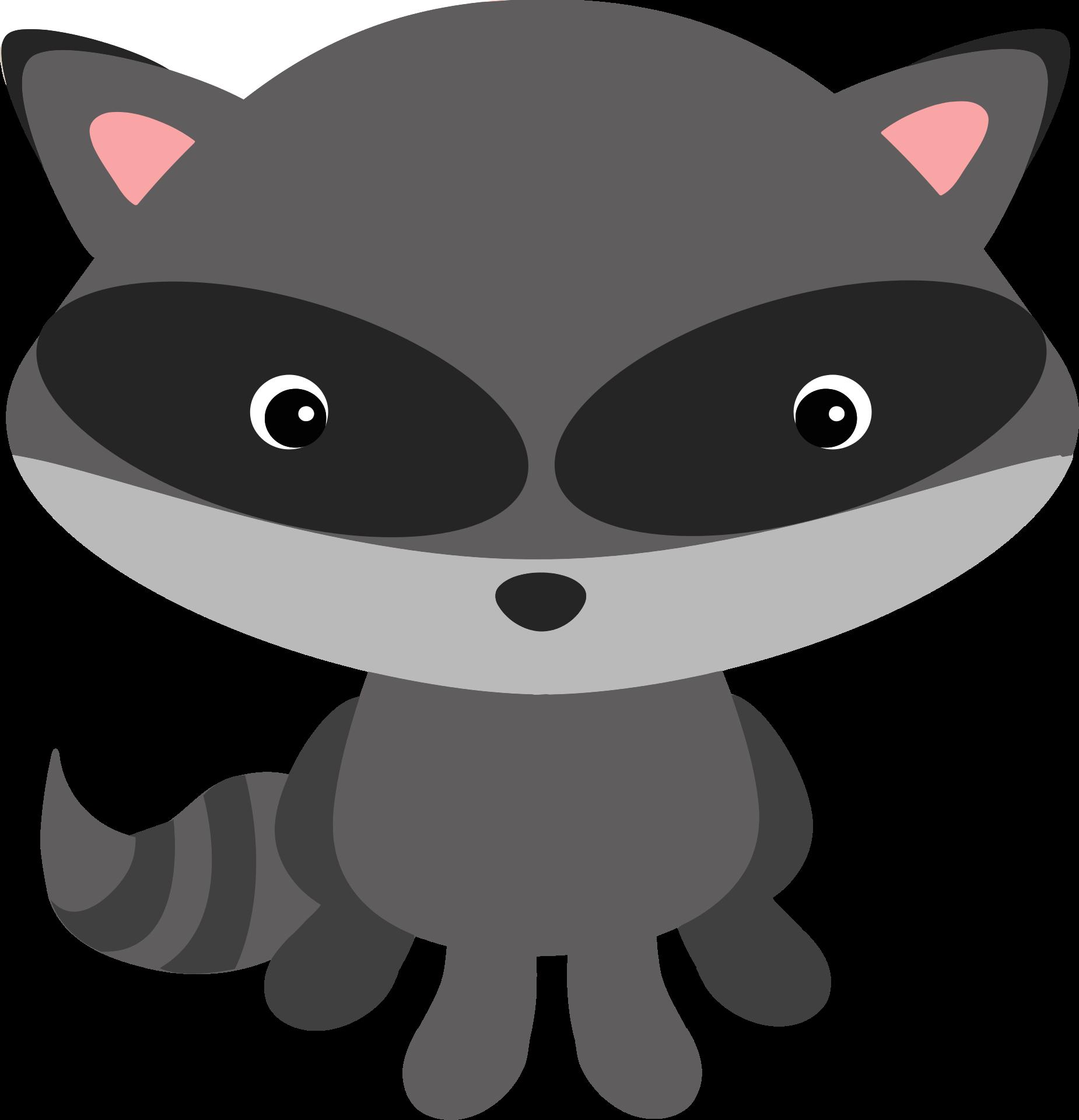 Nut clipart woodland. Raccoon t shirt animal