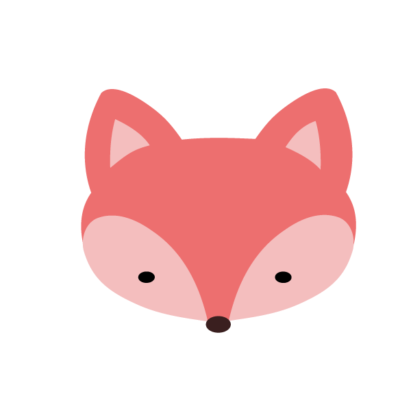 Woodland clipart pink fox. Red art clip cliparts
