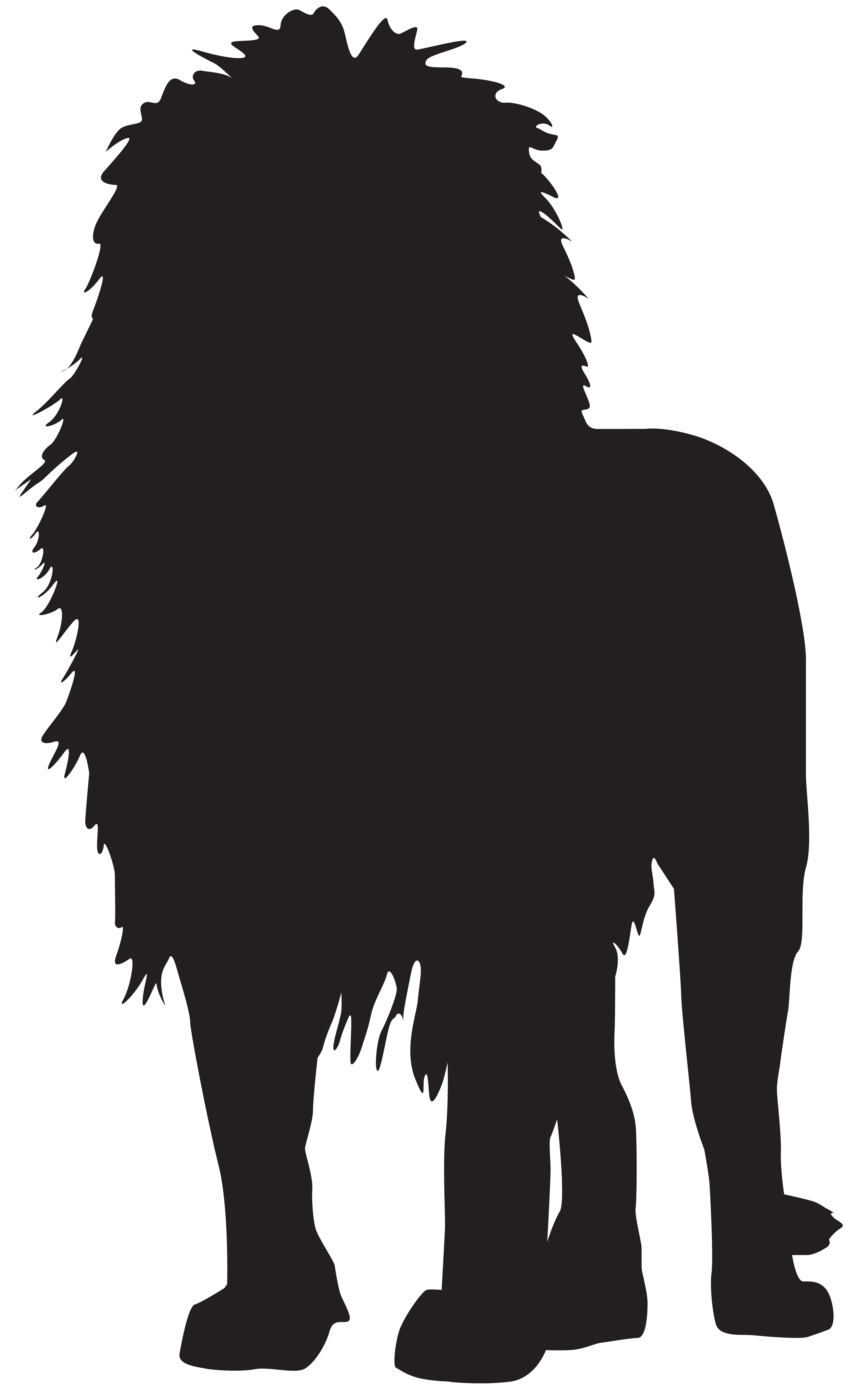 Narwhal clipart classy. Lion silhouette png transparent