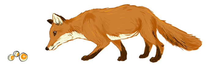 Fox clipart profile. Picture images gallery for