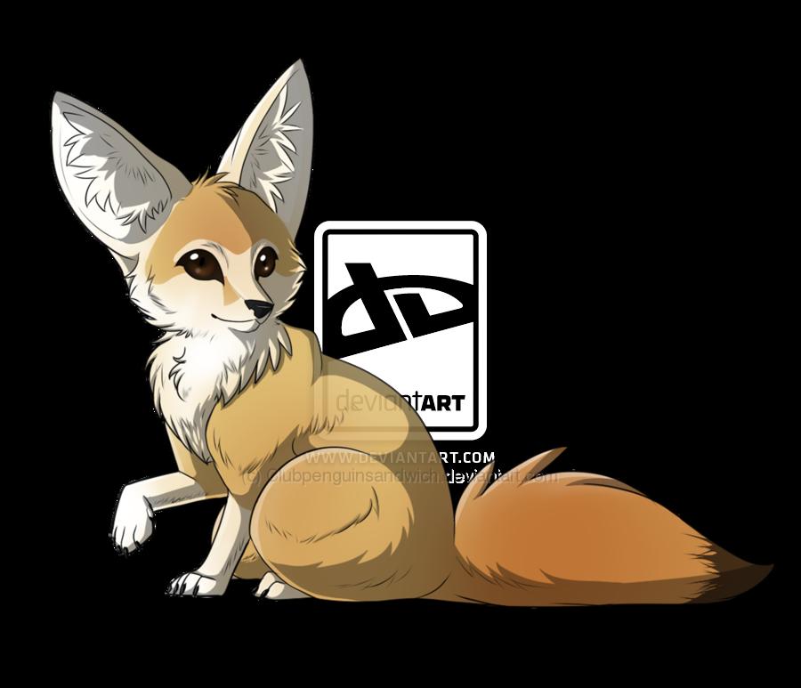 Fox clipart bat eared fox.  collection of desert