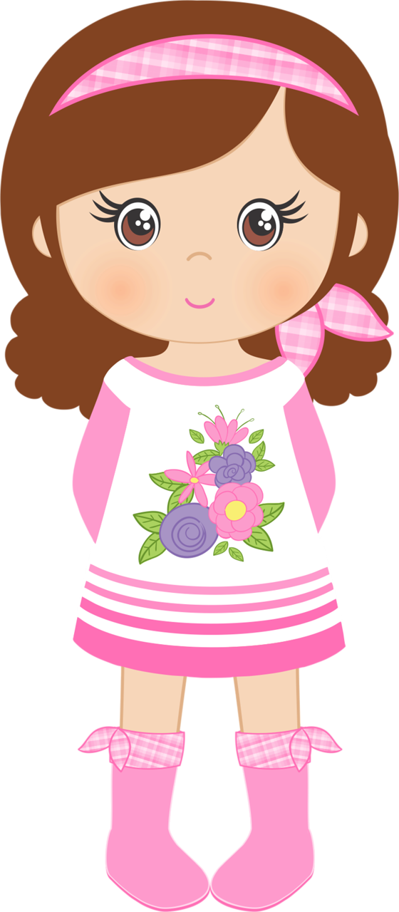 Dolls clipart child. Spring shabby chic png