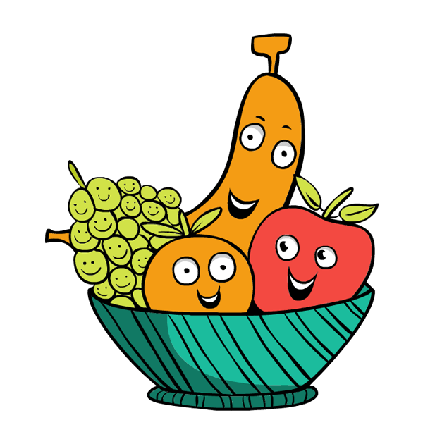 Thanksgiving free download best. Fruits clipart bucket