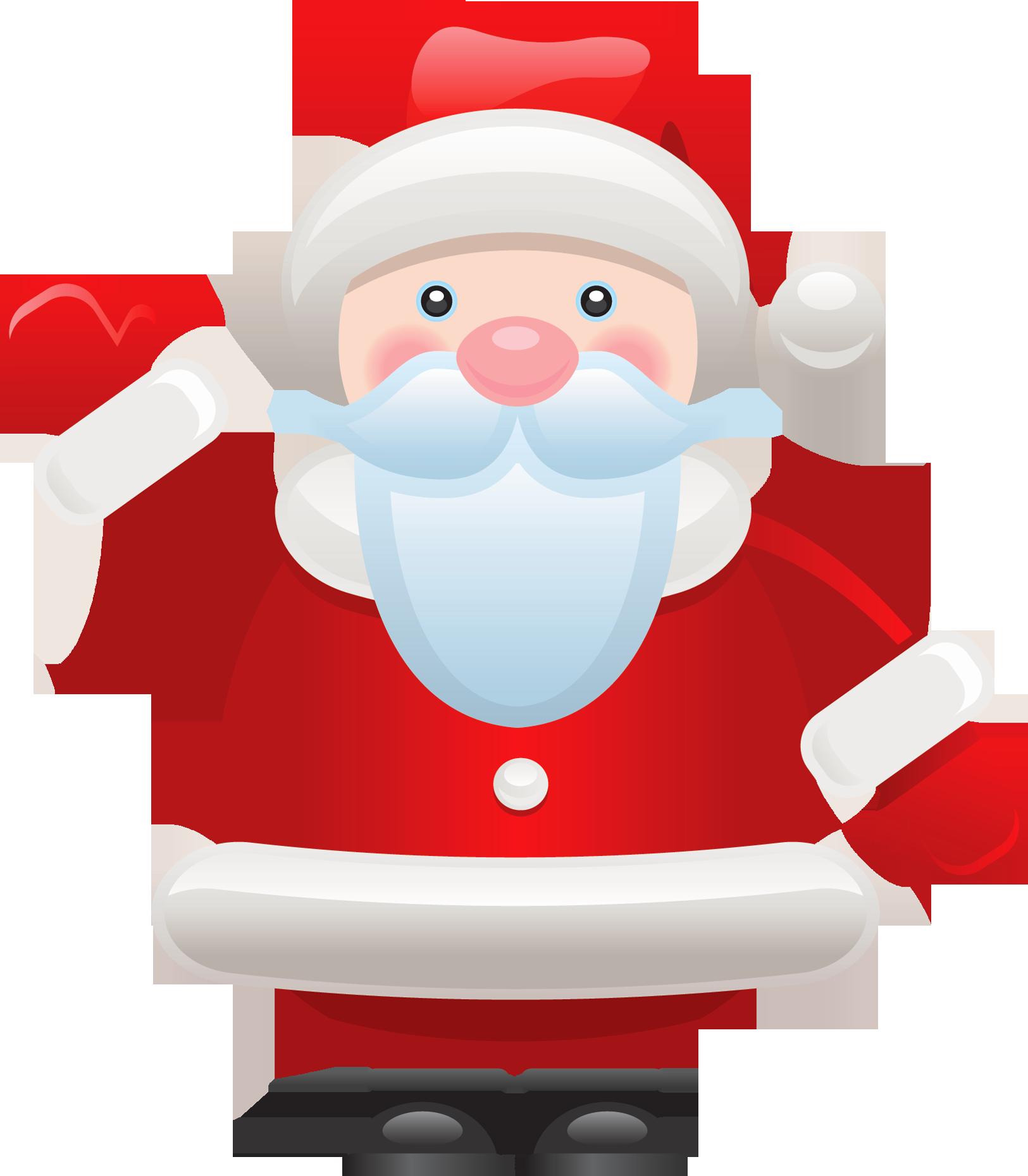 Santa claus png image. Epiphany clipart gifs