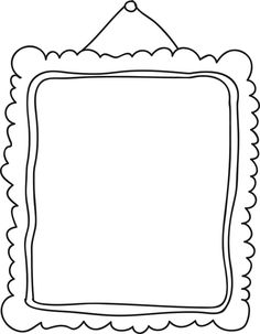 Frames clipart. Amazingly cute and free