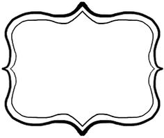 Amazingly cute and free. Clipart frame