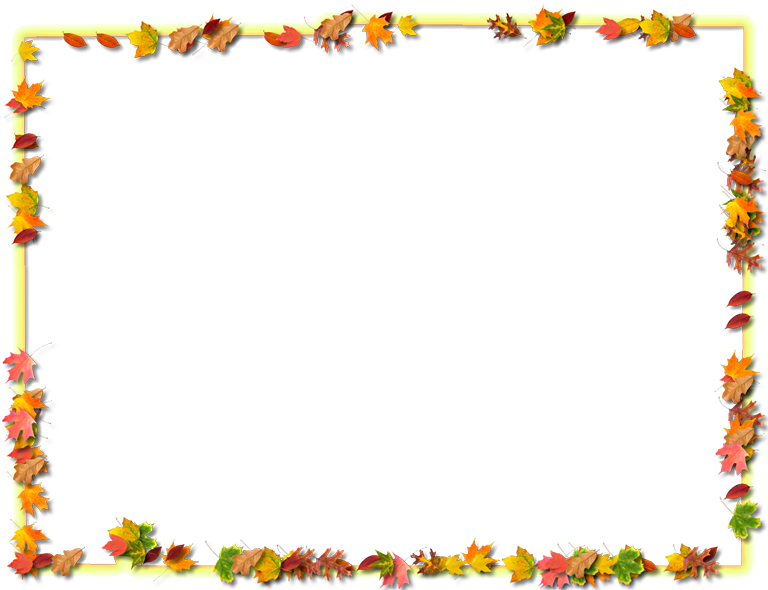 Desoto fancy style maps. Fall frame png
