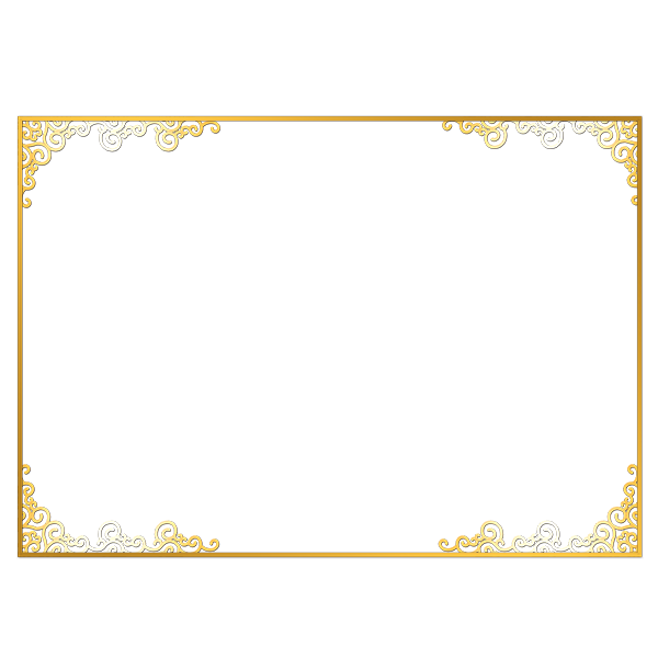 Frames clipart chinese new year. Vector vintage frame png