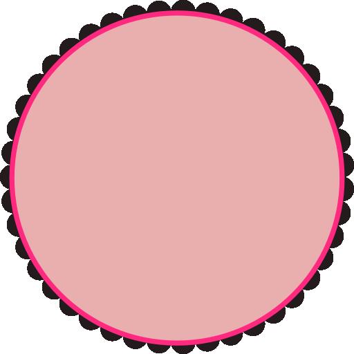 Clipart frames circle. Frame clip art panda