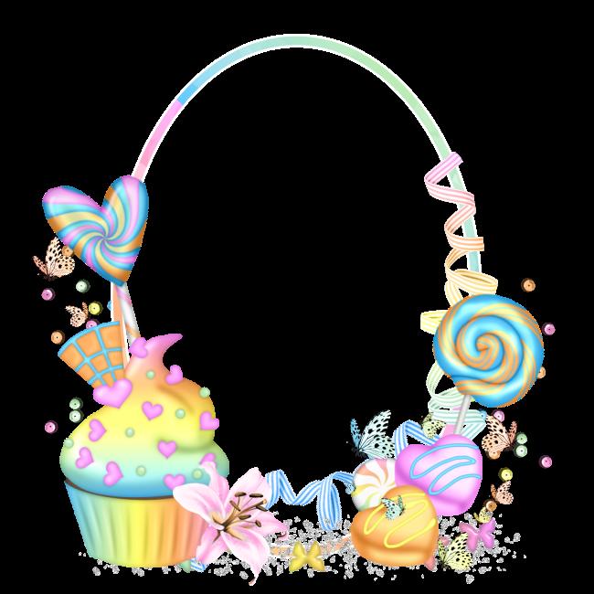 Clipart frame cupcake. Melissaz creationz blog train