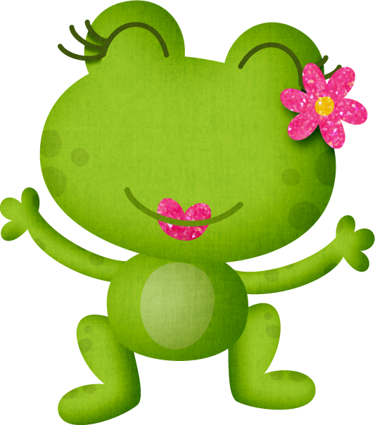 Archivo de lbumes rana. Clipart thanksgiving frog