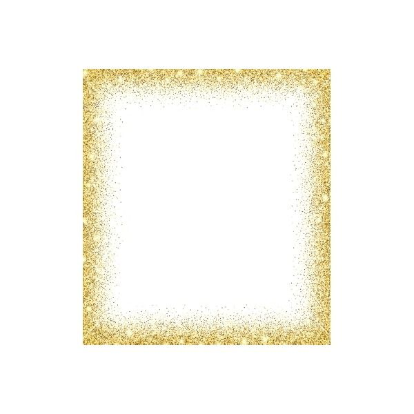 Frame clipart gold glitter. Background vector liked on