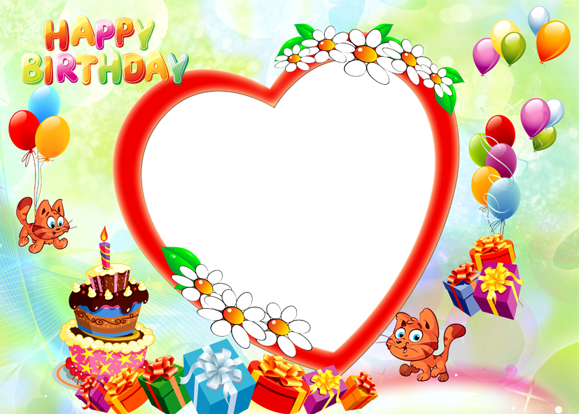 Happy birthday frame png. Photo free download images