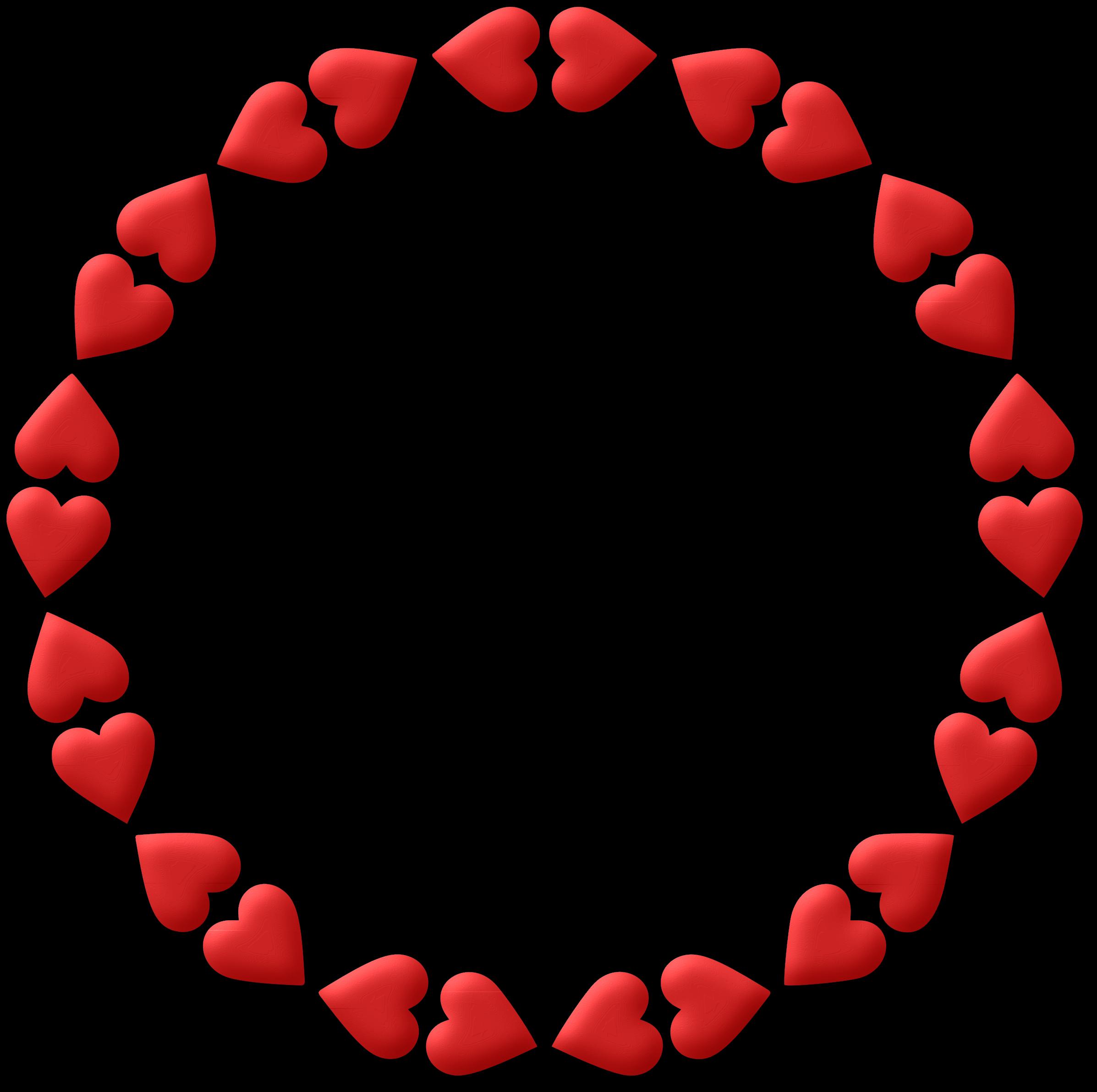 Heart Frame New Red Clip Art at Clker.com - vector clip art online, royalty  free & public domain