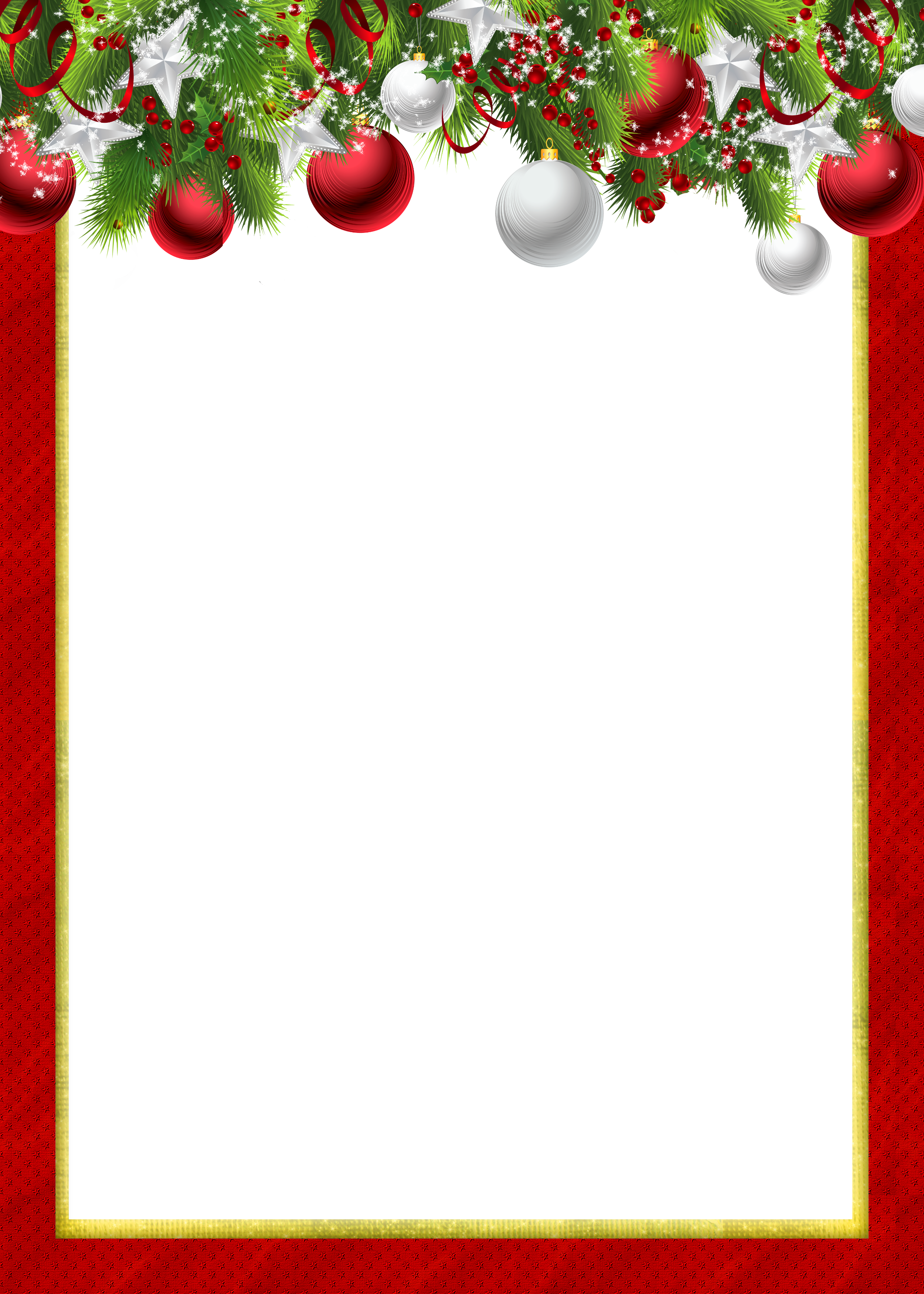 Clipart gallery photograph frame. Red transparent png christmas