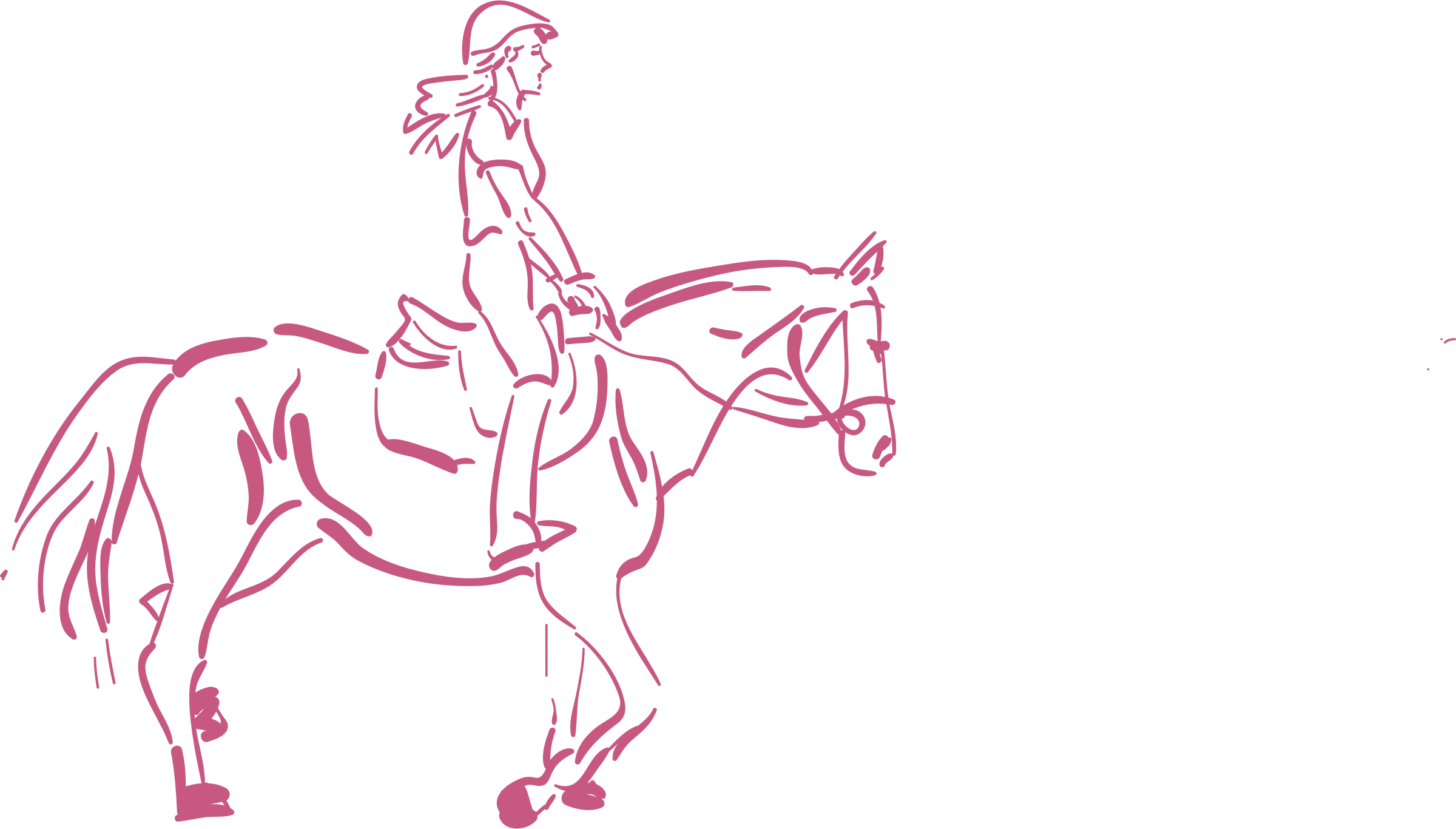 A horse icons png. Girl clipart horseback riding
