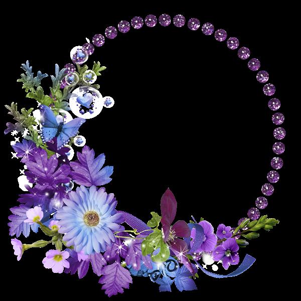 Lavender clipart transparent background. Free flowers graphic frames