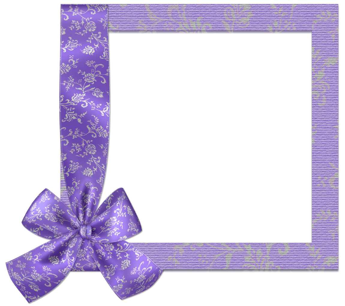 Lavender clipart frame. Cute purple png with