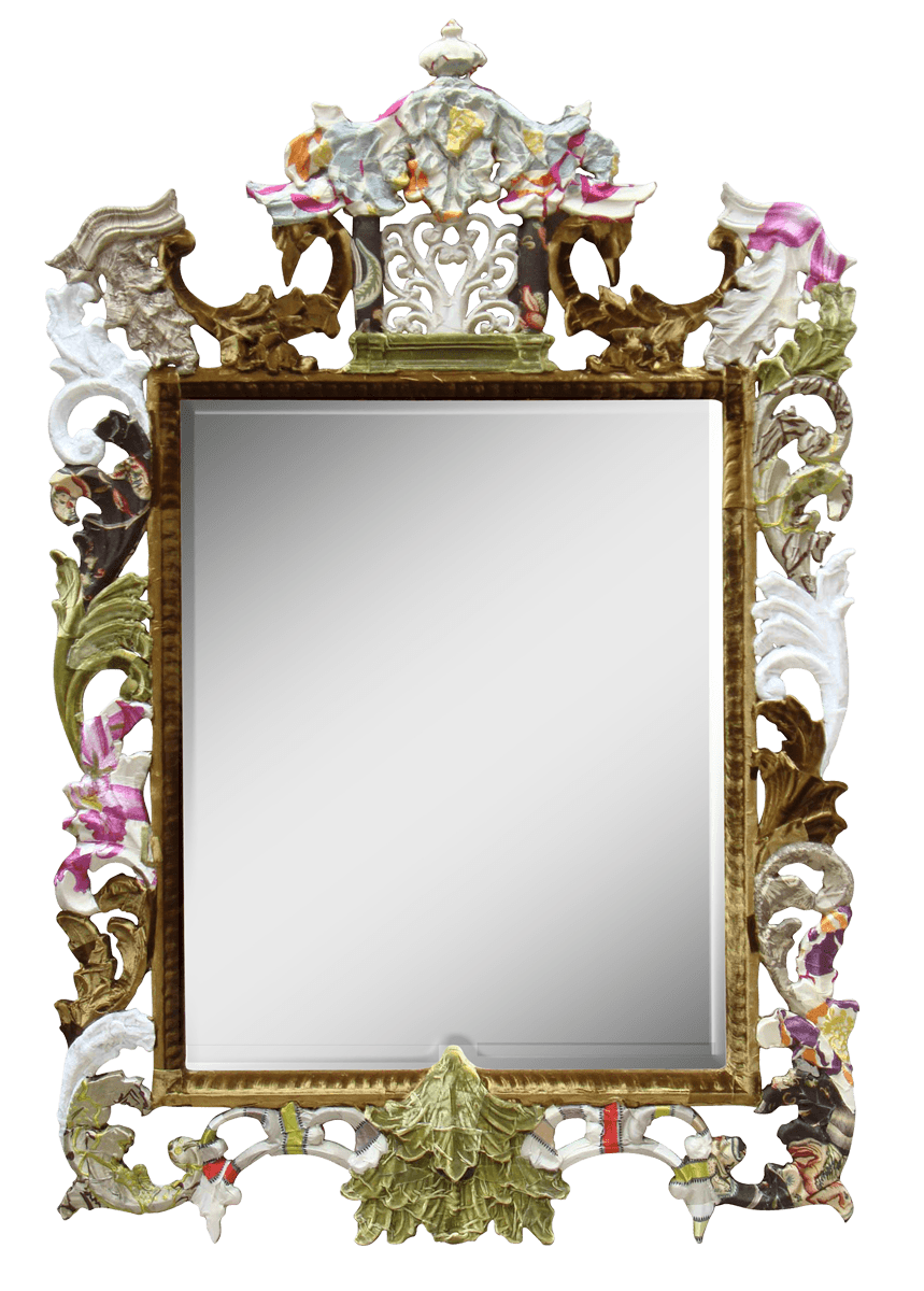 Square clipart square mirror. Makeup frame transparent png