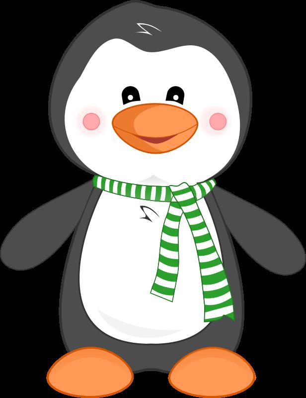 Frames clipart penguin. Penguins pinterest and clip