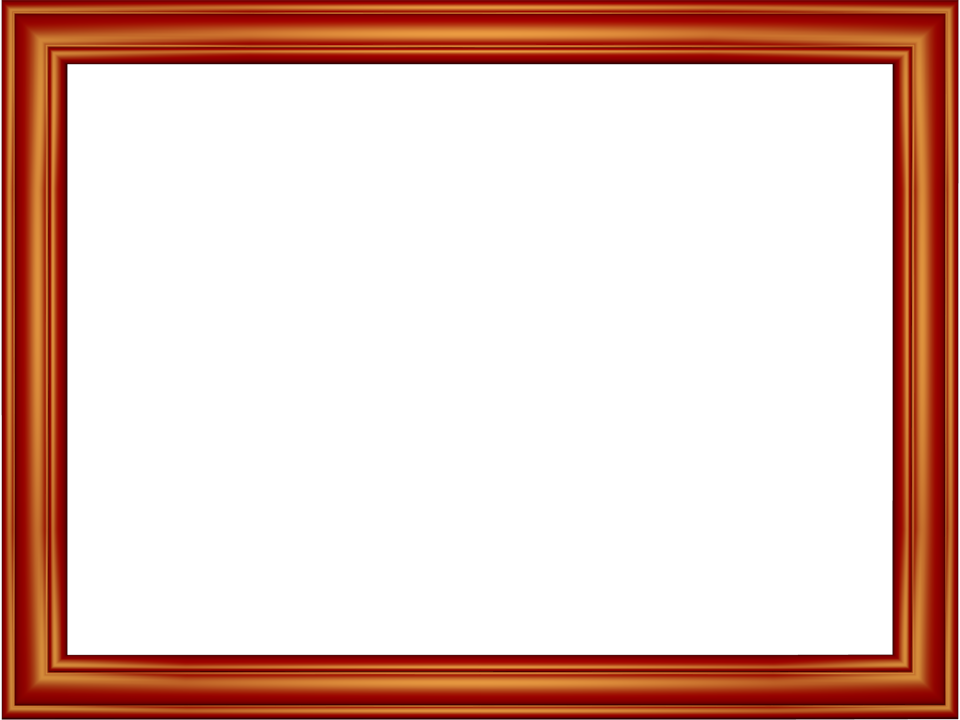Free frames and borders. Photo frame png