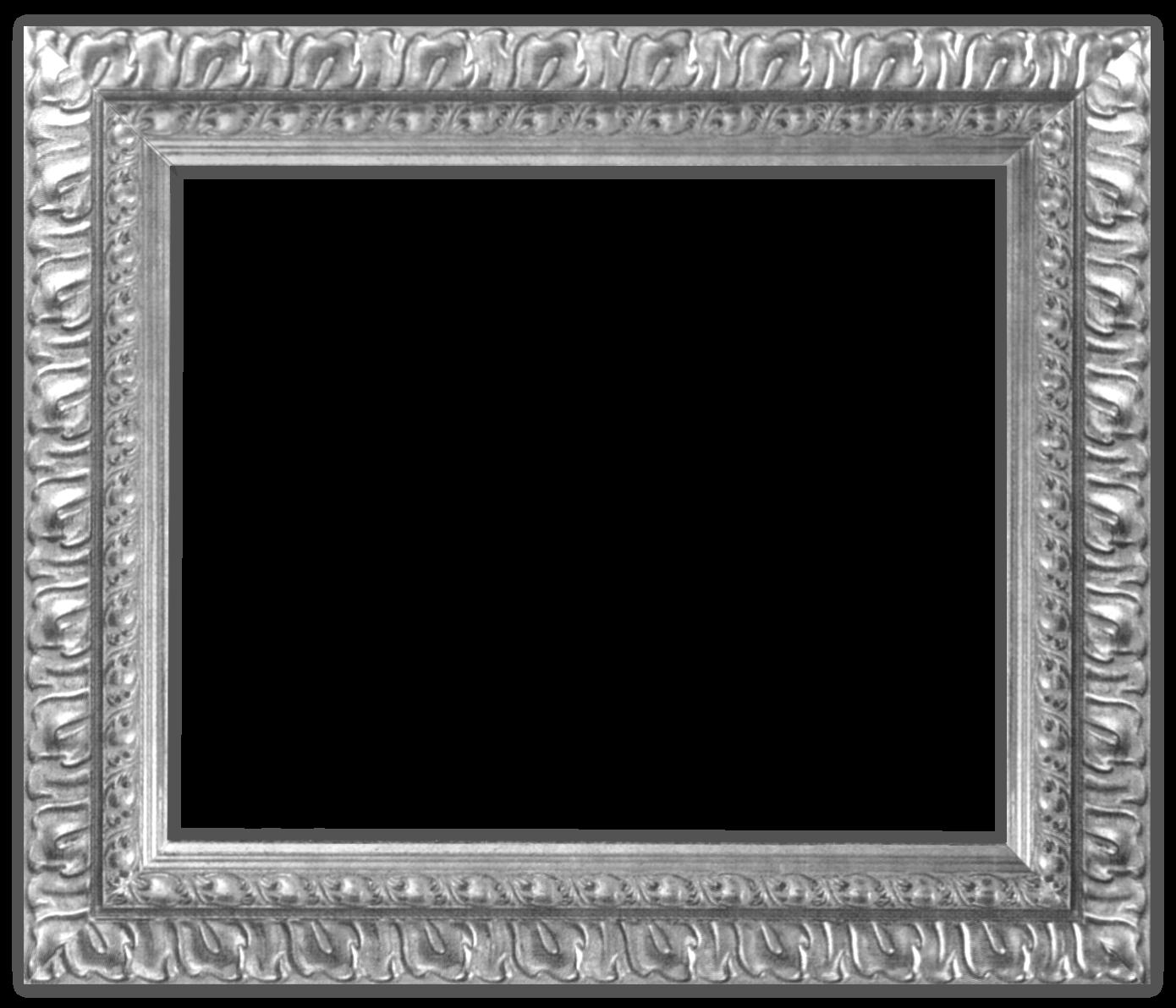 Digital scrapbooking graphics pinterest. Clipart frames silver
