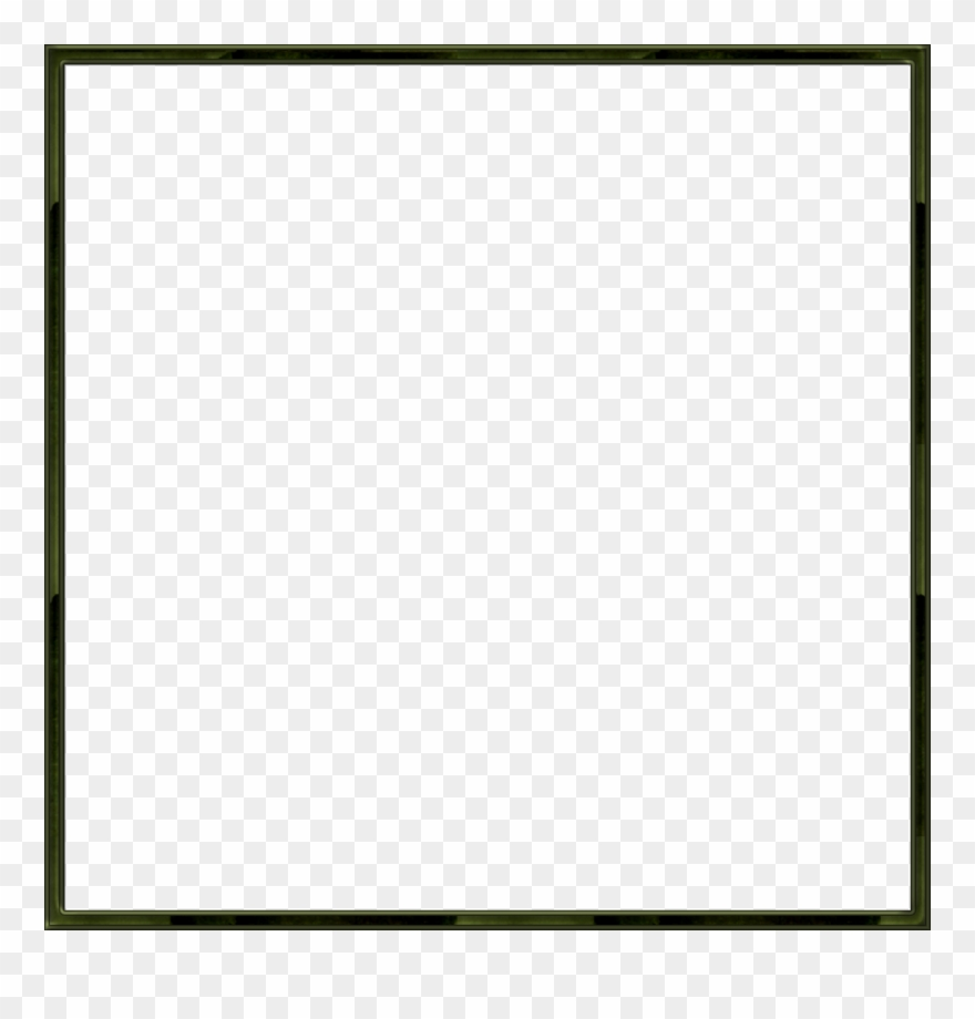 Square clipart square frame. Picture frames photo pictureblack