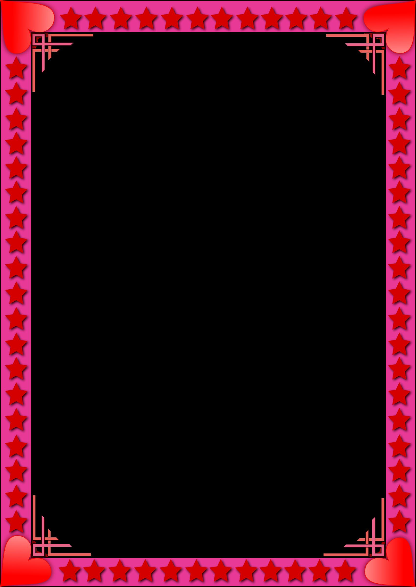 Big image png. Frame clipart valentine
