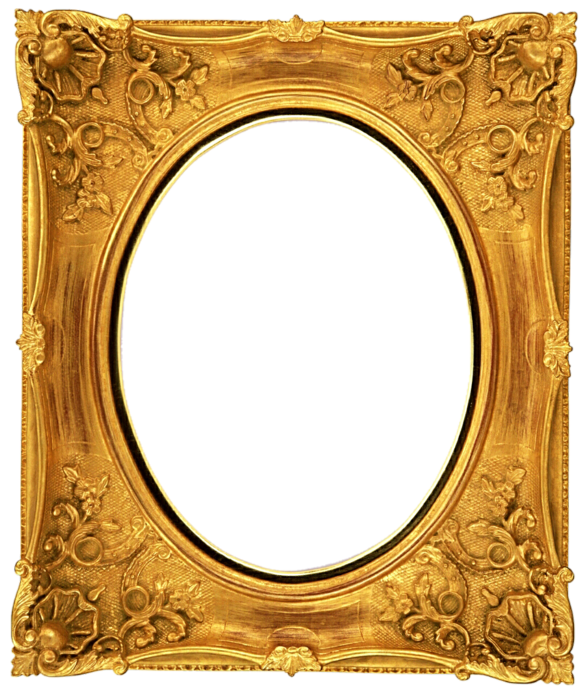 Gold by jeanicebartzen on. Victorian frame png